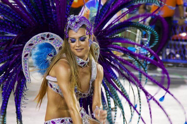 Carnaval de Rio Sambadrome