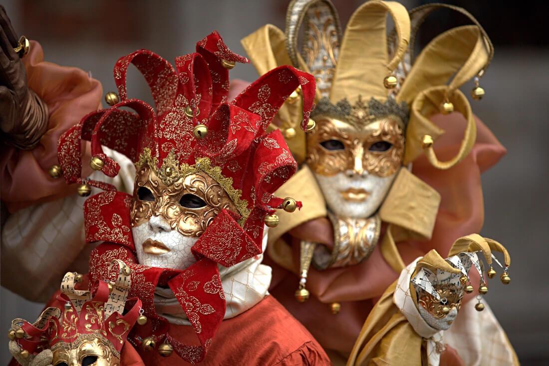 Venice Carnival 2020 - February Festival | Matzuri com
