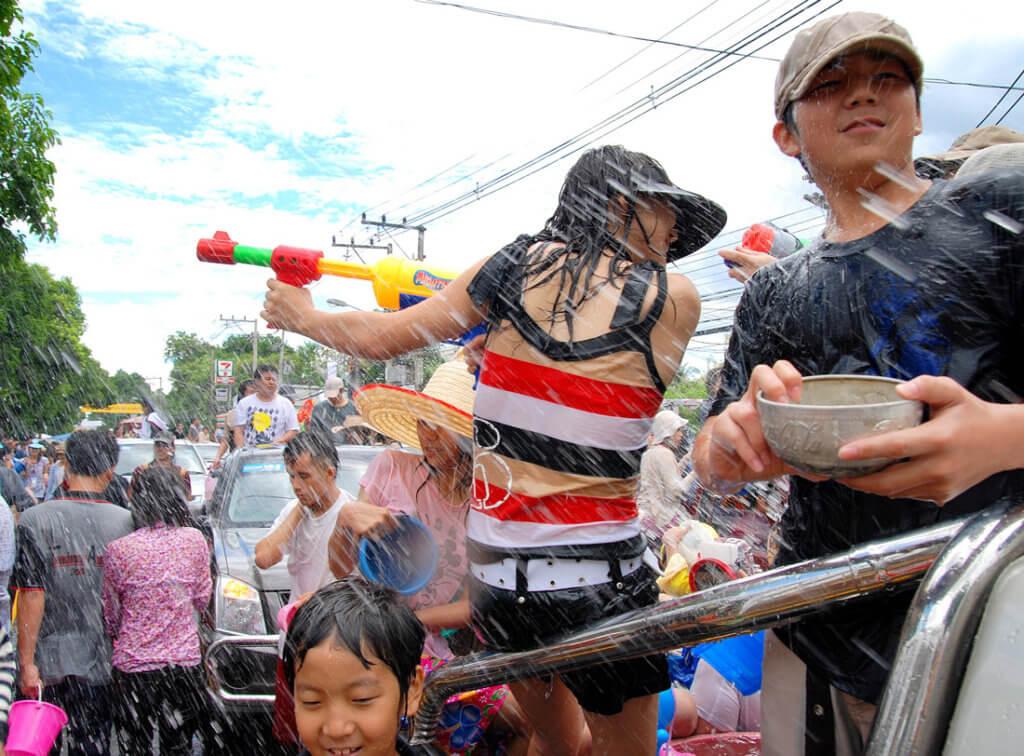 Chiang Mai Songkran Festival