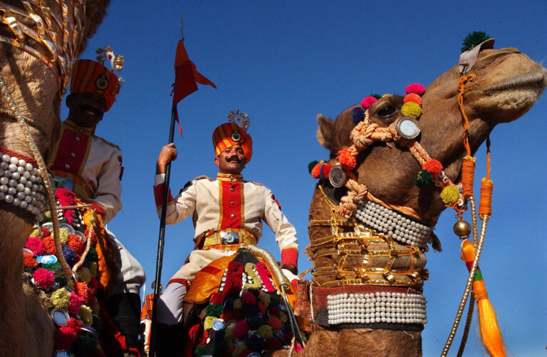 Desert Festival of Jaisalmer
